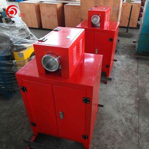 Wholesale Price Of 1/4 Diameter Hydraulic Hose Skiving Machine