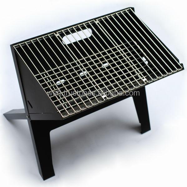 Barbacoa de carb n port tiles parrilla innovadora familia - Barbacoas portatiles de carbon ...
