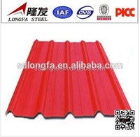 best seller building material roof metal zinc corrugated roofing steel sheet