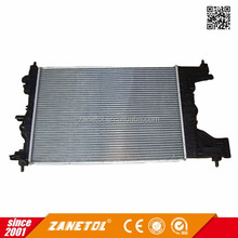 13267652132676501300300 Engine Coolant Radiator for Chevrolet Cruze 2009-2016 Opel Astra J 1.6 1.8
