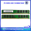 Quality verifier full compatible ram memoria ddr3 4gb for desktop