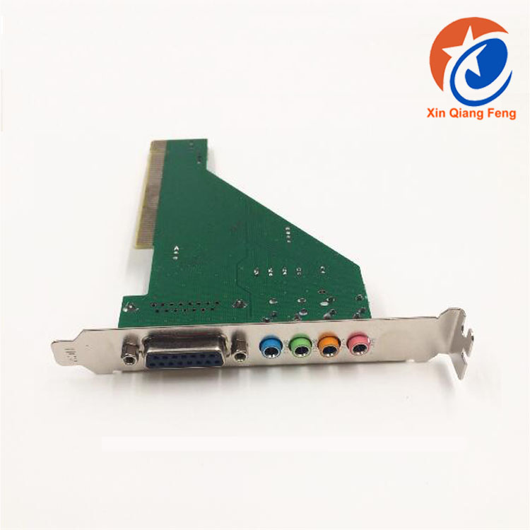 New arrival ESS 4.1 channel CMI8738 PCI sound card