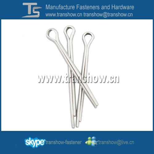 Common Style SAE1070 65mm Spring Steel Split Pins