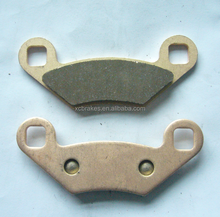 severe duty off-road sintered brake pads manufactuer apply for polaris atv