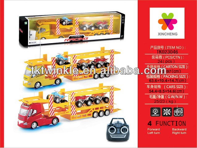 kids battery operated rc cars cheap plastic toy trucks