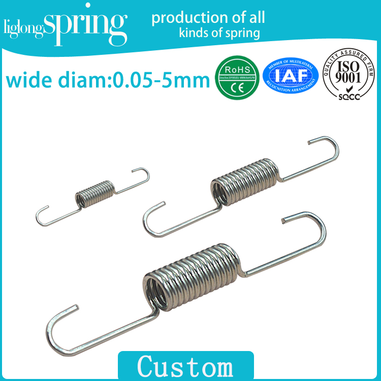 competitive products tension spring with hook