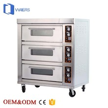 Countertop Pizza Oven for Commercial Bakery Shop Making Bread and Cookie from China