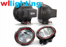WLLIGHTING Offroad 9'' HID 100w Offroad 9'' Light Xenon HID Kit