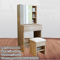Wooden toilet table,dressing table,makeup table