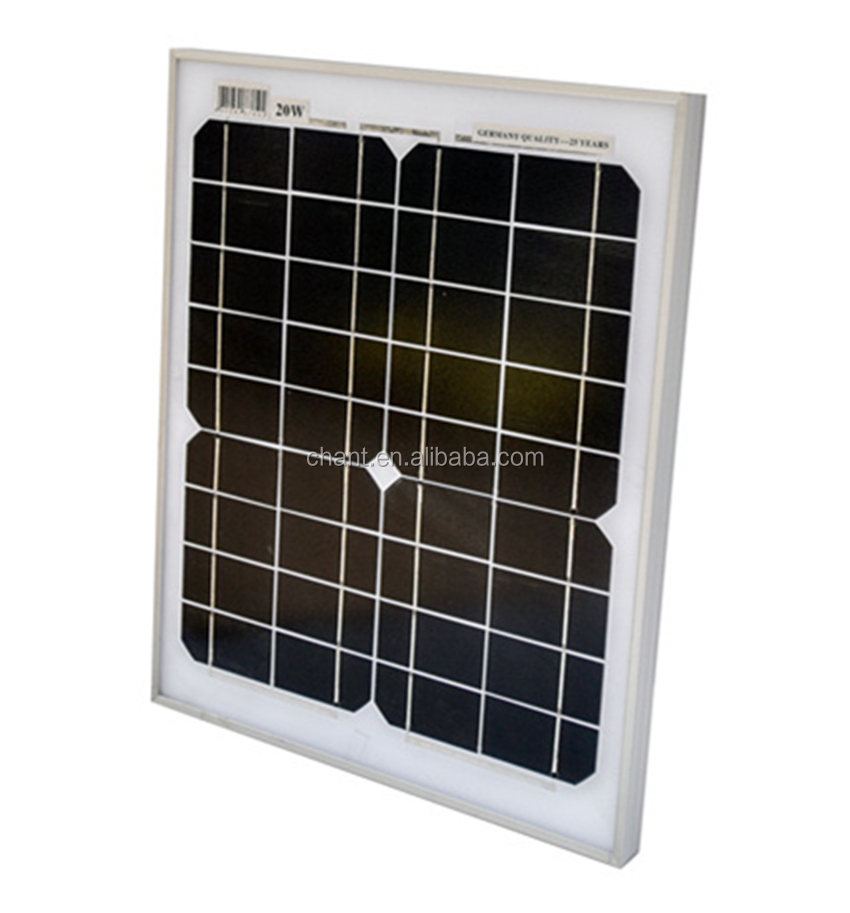Chinese best PV supplier mono solar panel 36v 170w solar panel price