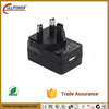 3-Pin UK Mains / Home / Wall Plug USB Power Charger Adaptor Suitable for EN61558-2-6 or EN61558-2-16 standard