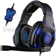 SADES SA-907 Gaming Headset with Microphone for Computer