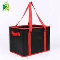 Custom folding paper storage box , home decorative multipurpose foldable storage box with lid