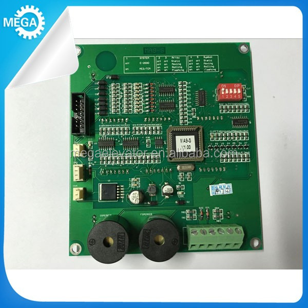 Thyssenkeupp main pcb board display board MA9-S communication pcb board