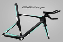 Best selling Baolijia factory toray carbon triathlon TT bicycle frame time trial bicycle frame FM069