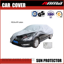 Retractable inflatable fast folding garage fabric waterproof car parking cover