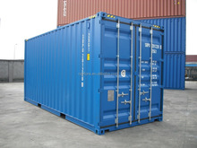 20ft dry shipping container 20HC high cube(HQ) new container