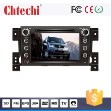 car navigation and entertainment system for 2din Suzuki Grand Vitera car dvd player