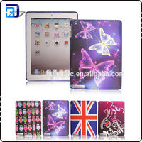 IMD printing painted tpu back cover case high quality tablet case for ipad air 2