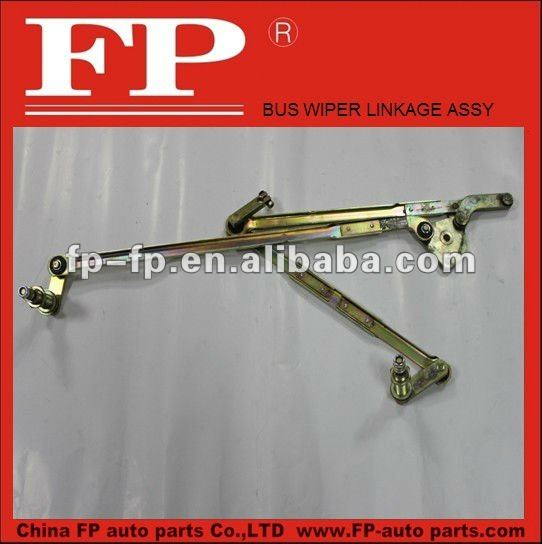 Zonda YCK6898HP bus wiper linkage assy