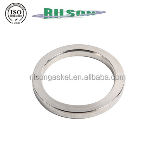 Soft Iron Ring Joint Gasket(RTJ) ASME B16.20 & DIN Standard