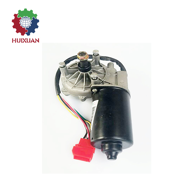 Howo heavy truck parts Truck Windshield Wiper Motor WG1642740008/1 Wiper Motor 24v
