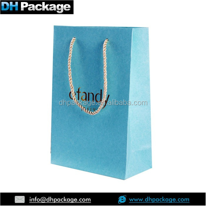 premium specialty paper jewelry packaging bags, jewelry gift paper bags, jewelry fancy paper bag
