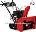 hot sell track snow blower