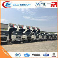 Shacman F2000 10 Wheeler Tipper Truck
