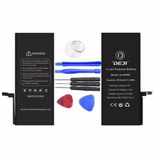 Alibaba China Mobile phone battery for iphone 6 battery CE FCC