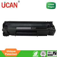 China factory supply crg 312 912 compatible canon lbp3050 toner cartridge