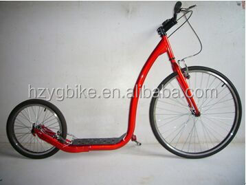 Adult kick bike