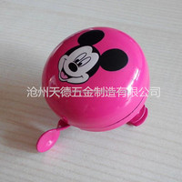 Dome printing iron bicycle bells/bike bells