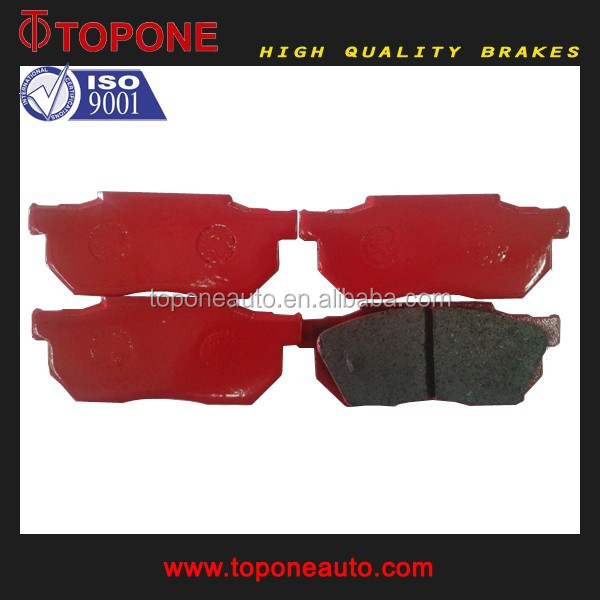 A378K D5019 Brake Pad GDB325 45022SH3306 For HONDA Insight CVT Trans Brake Pad