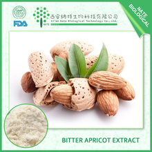 hot sell Plant extracts Bitter Apricot Seed extract powder and apricot kernels powder 20:1 with almond flour