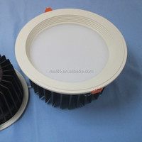 "super power SMD LED downlight,10"",53W, 4500 lumen,5700K,5000K,4000K,3000K,2700K, SAA & C-Tick driver, Shenzhen factory price"
