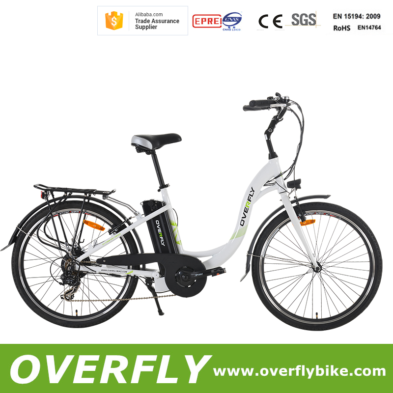 XINGYUE 250w bicicletta elettrica with 6 speed EN15194