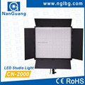 Nanguang 121W CN-2000 professional Studio LED Light panel LED light Ra 95