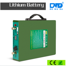 Deep cycle Large capacity lithium backup solar battery 12v 100aH 200ah for solar home system, 12V UPS