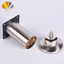 Vietnam chrome casting metal sofa legs Iron furniture legs part