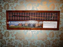 Scottish Handmade Wall Display Golf Club