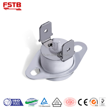 FSTB KSD301 bimetal thermostat 16A 250V thermal protector for Electric heater