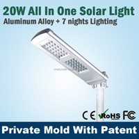 Dynamo Antique Street Pathway Solar Light Supplier System