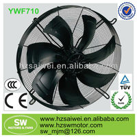 YWF710 Axial Fans with External Rotor Motors Cooling Fan Industrial