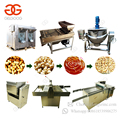 Best Quality Cereal Energy Granola Candy Bar Production Line Peanut Brittle Making Machine