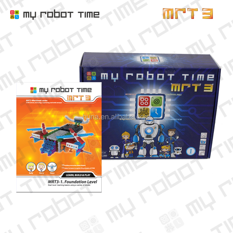 MRT3 new arrival electronic Plastic building blocks DIY toys