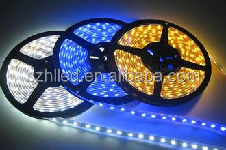 5mm wide color changing flexible led thin rope strip light ce rohs 2700-6500k