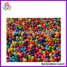 Colorful Ball Shape Cake Decoration Confectionery