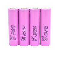 Original Samsung ICR18650-26F 2600mAh 3.7V Samsung 18650 26F rechargable li ion battery use for laptop & flashlight