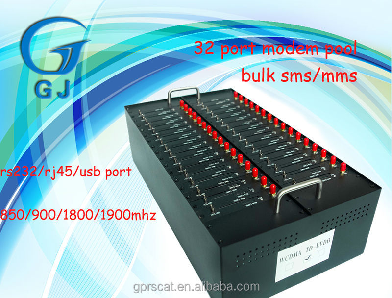 8 port support change IMEI multi port send bulk SMS wavecom TCP/IP usb gsm modem at command